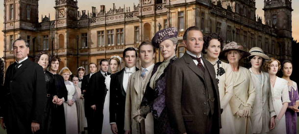 downton abbey large
